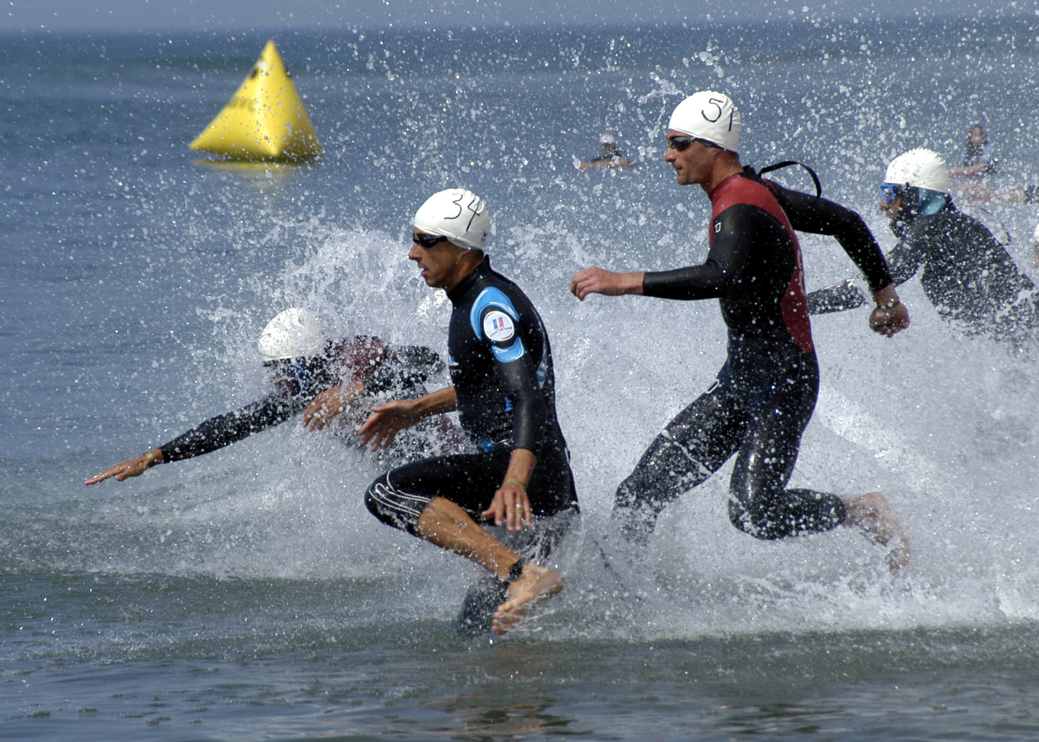 Triathlon_swimming_piero_nocerino