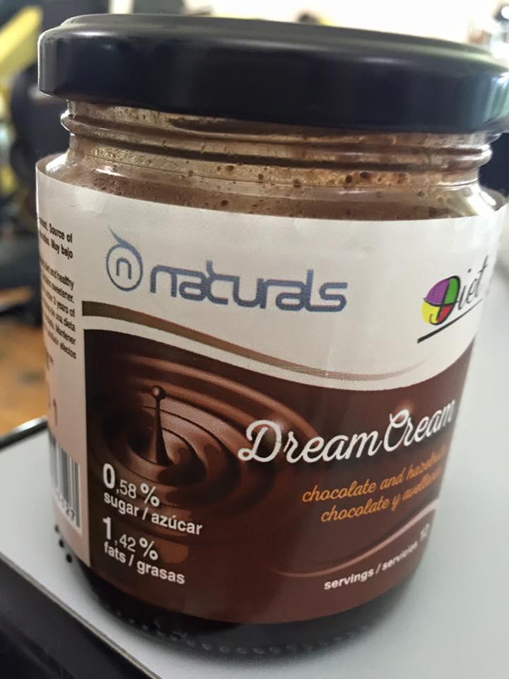 naturals dream cream Piero Nocerino